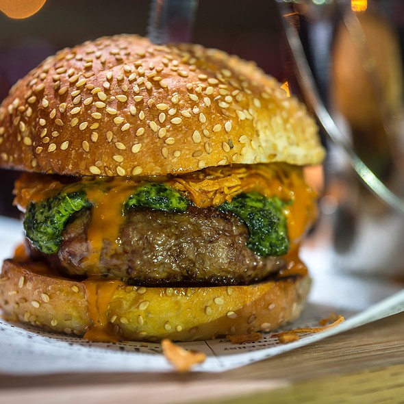 Tony Prime Burger