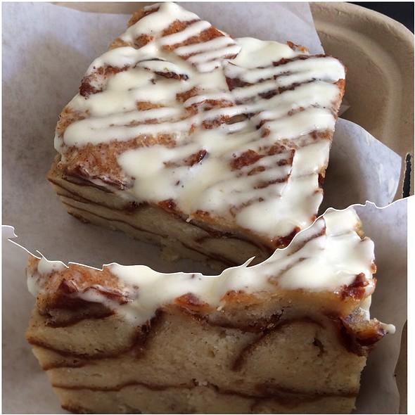 Malasada Bread Pudding @ Pipeline Bakeshop & Creamery