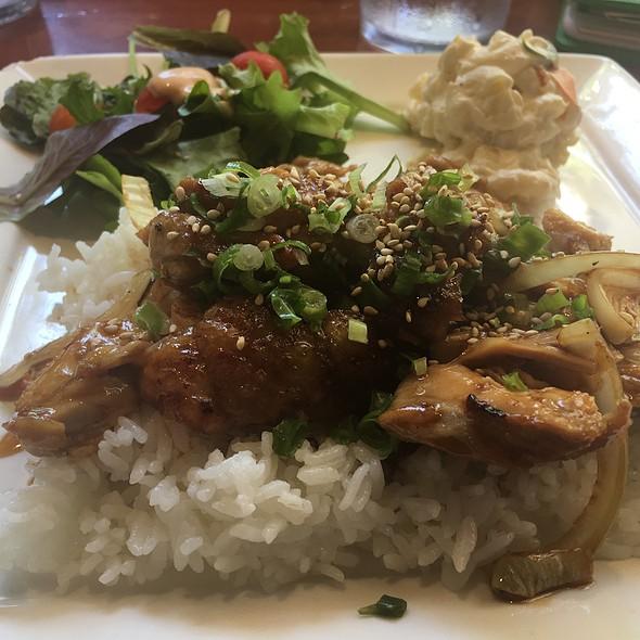 Chicken Teriyaki @ Jinroku