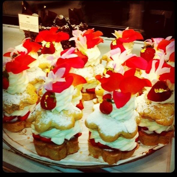 Dessert @ Extraordinary Desserts