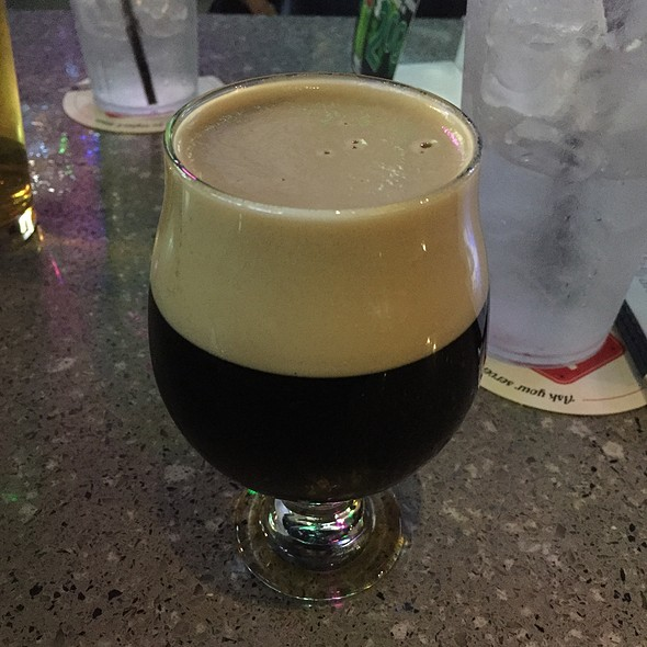 "Lakewood ""The Temptress"" Imperial Milk Stout @ Drunken Donkey"
