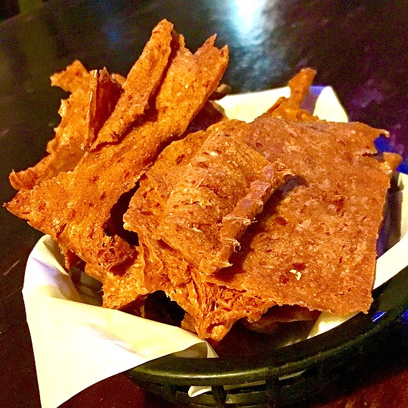 Spam Chips @ Southwest Tavern