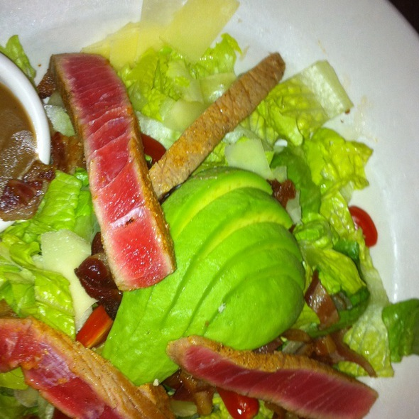 Ahi Salad @ EJ Phair Brewing Co & Ail House