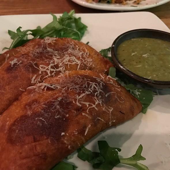 Pork And Black Bean Empanadas