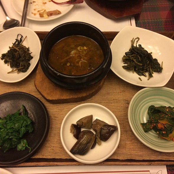 Rice, Soup And Side Dishes