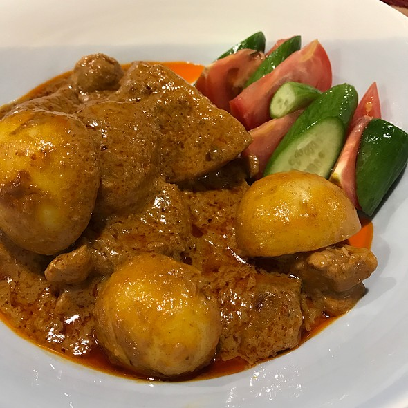 Nyonya Curry Chicken @ Chookys