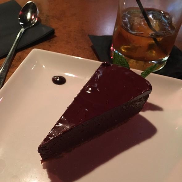 Chocolate torte @ Jazz'd Tapas Bar