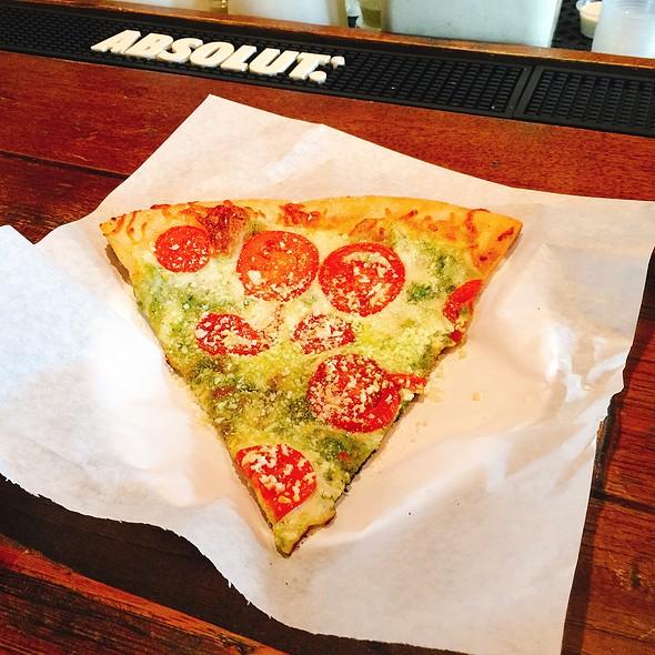 Pesto Slice @ Uncle Vito's Slice of New York
