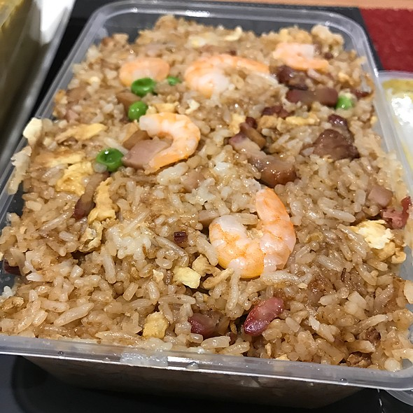 Mo Fried Rice @ Mo Charcoal Alley