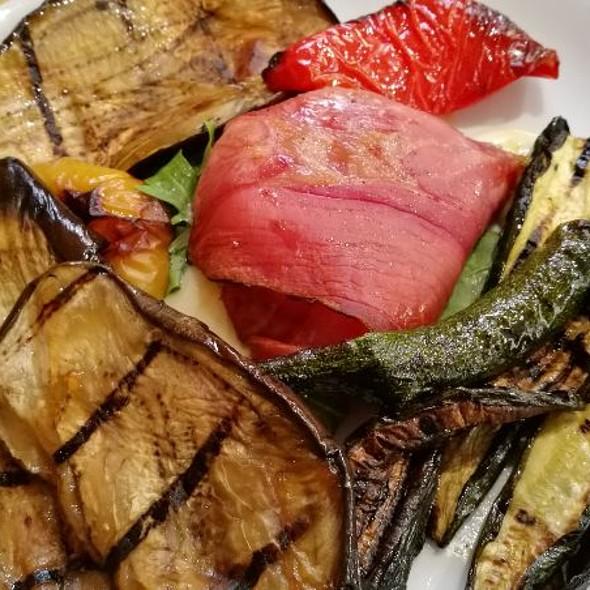 Tomino, Speck E Verdure Grigliate @ Fuoripiazza