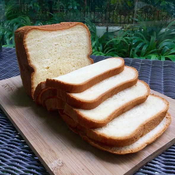 Hokkaido Milk Bread @ Sunny Island