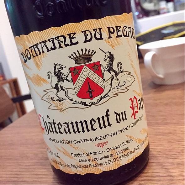 2011 Chateauneuf Du Pape Domaine Du Pegau @ Crystal Wines