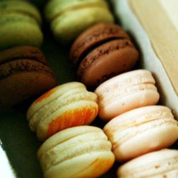 Macarons @ Lemontree Patisserie