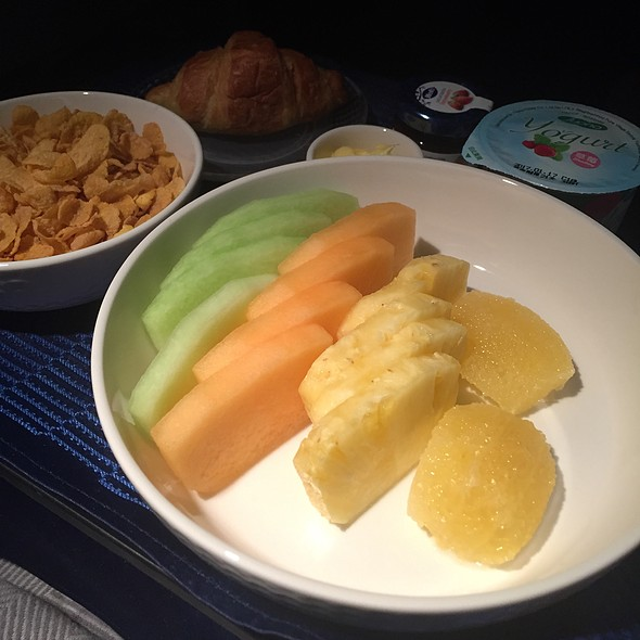 Breakfast @ United Airlines