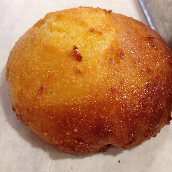 Cornbread Muffin Tops