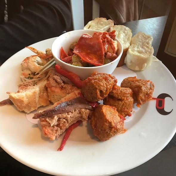 Appetizers @ Pampas Rodizio Gent