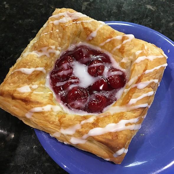 Cherry Pastry @ Clabber Girl Bake Shop