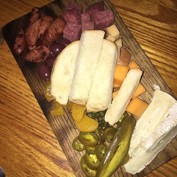 Sausage & Cheese Board