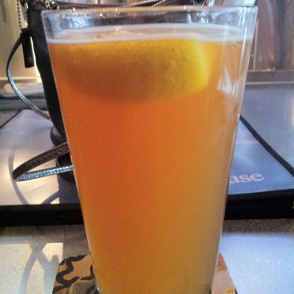 House Hefeweizen @ Yard House
