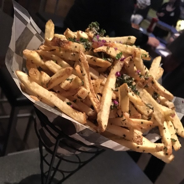 Falcon 9 Fries With Herb Blend
