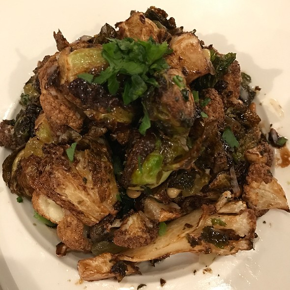Brussels Sprouts @ Eating House 1849 Kapolei