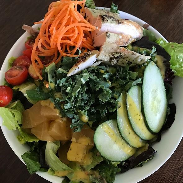 Kale & Roasted Beet Salad @ Aria's