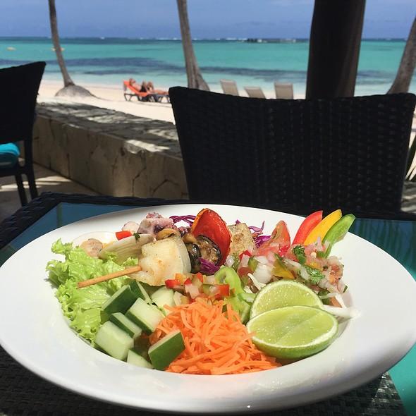 Seafood & Salad @ La Brisa