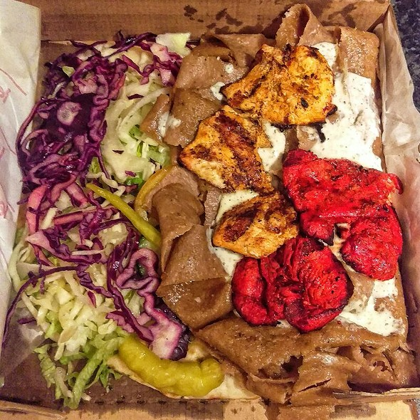 Rodeos Mixed Grill @ Rodeos