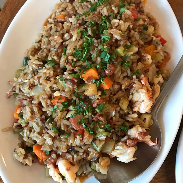 Jumbalaya Fried Rice