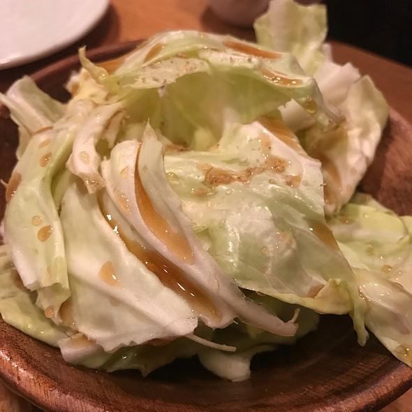 Ponzu Cabbage