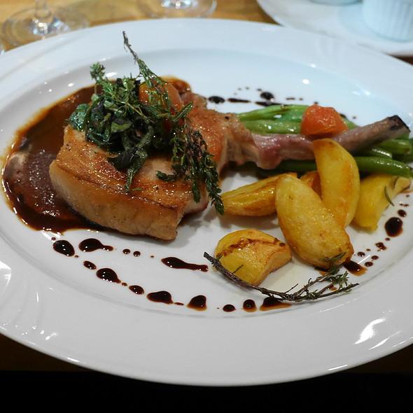 Duroc Pork Chop @ La Ruchetta