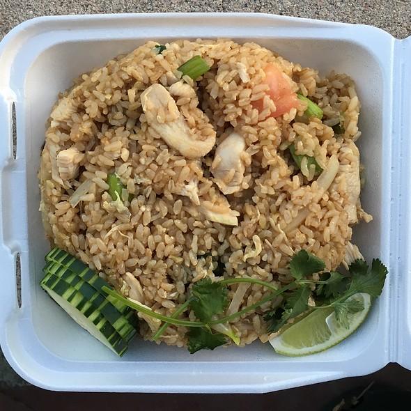 Chicken Fried Rice @ Thai Cuisine II