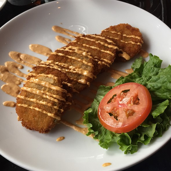 Fried Green Tomatoes @ Smoke On The Water