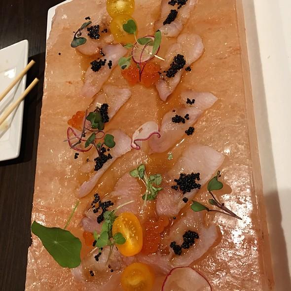 Madai Crudo @ Mikado Sushi