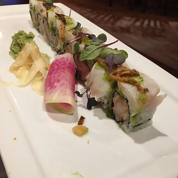 Kone Island Roll @ Mikado Sushi