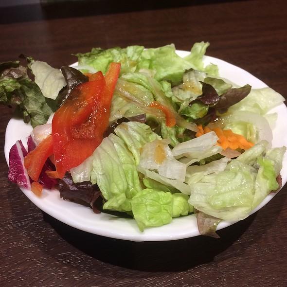Side Lettuce Salad