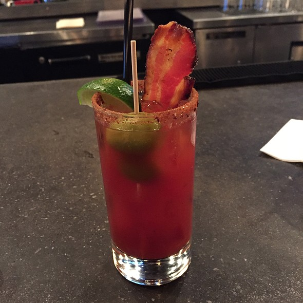 Bloody Mary @ Bacon Bros. Public House