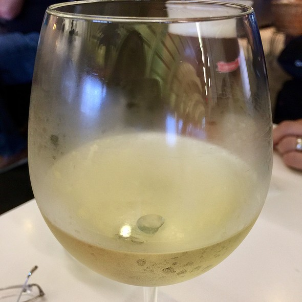 Pinot Grigio @ California Pizza Kitchen