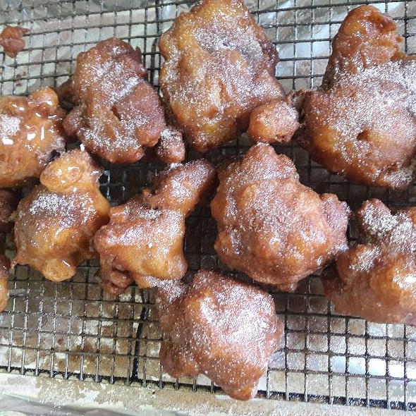 Apple Fritters @ Home In San Pedro