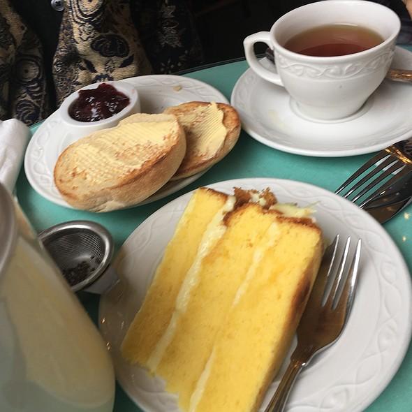 Muffin Tea Set @ The Muffin Man Tea Shop