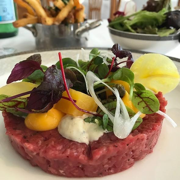 steak tartare @ Bobergs Matsal