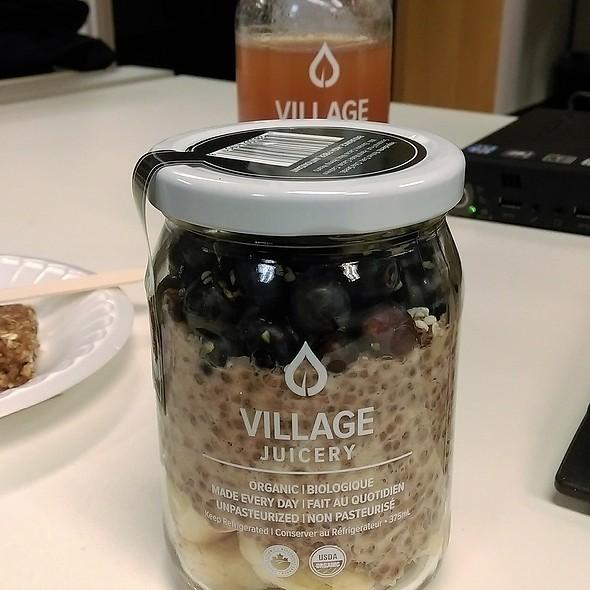 Organic Power Breakfast Jar