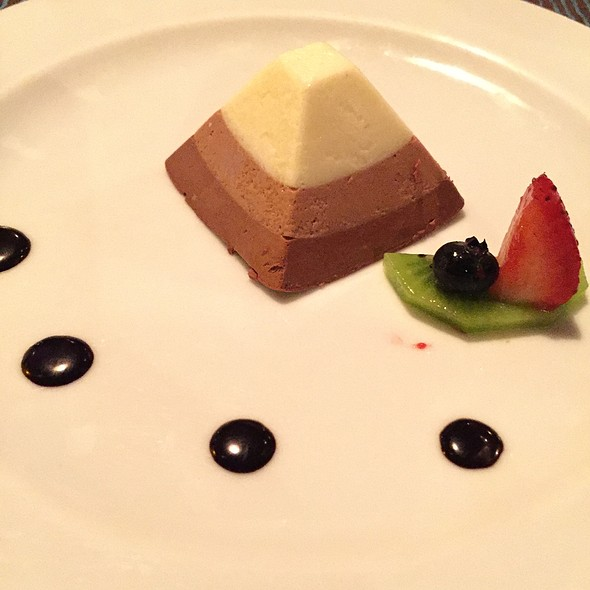 3 Chocolate Mousse