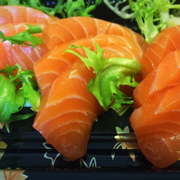 Salmon Slices @ ./lsd Cooking Pot