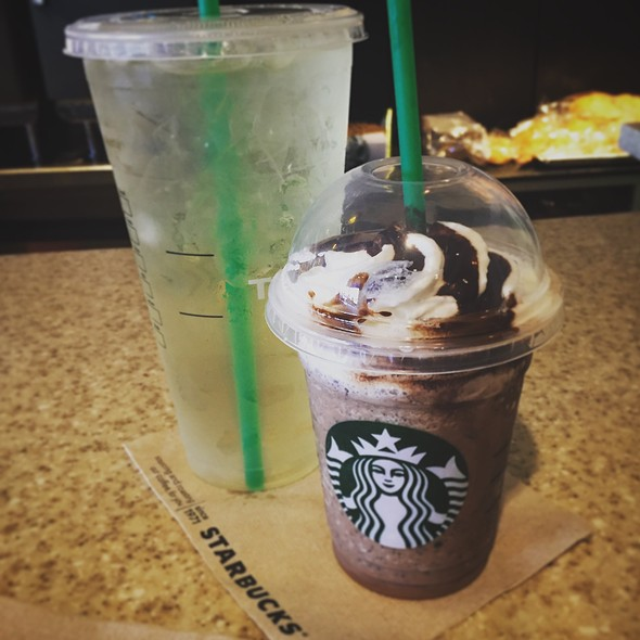 Double Chocolatey Chip Frappucino