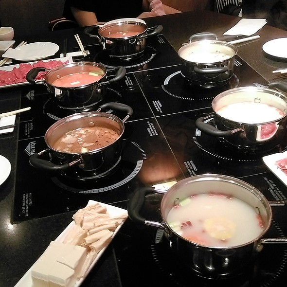All You Can Eat Hot Pot