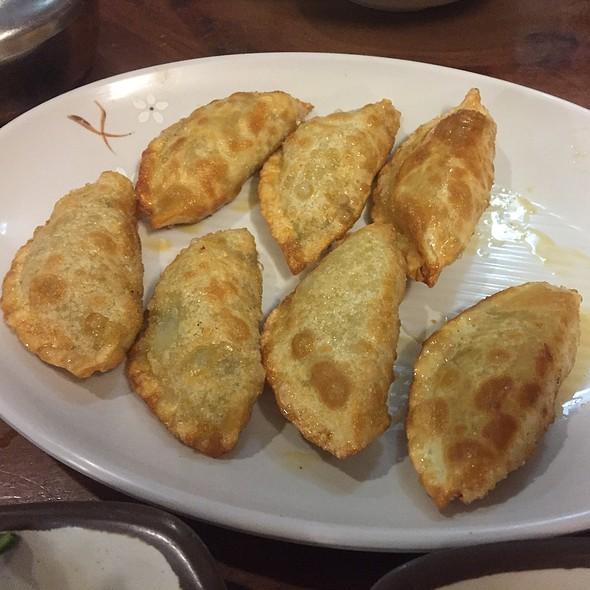 Dumplings @ Mi Rac Eastwood Korean Restaurant