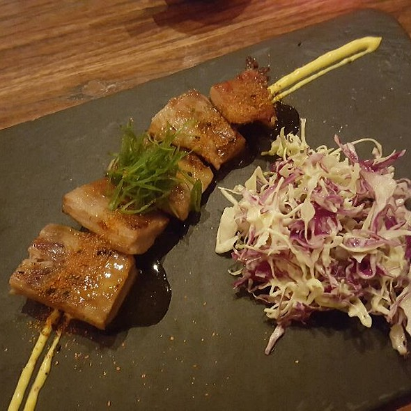 Miso Kurobuta @ Nikkei Japanese - Peruvian Sushi And Ceviche Bar