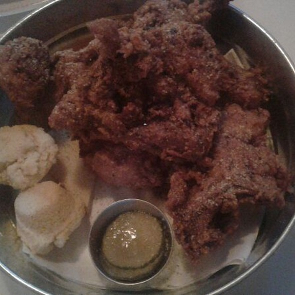 fried chicken @ Chow