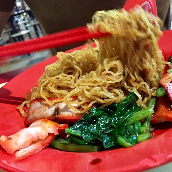 Wanton Mee @ 瑞记云吞面Swee Kee (Abc Market)